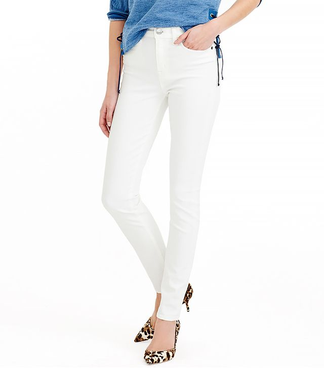 J.Crew Lookout High-Rise Crop Jeans