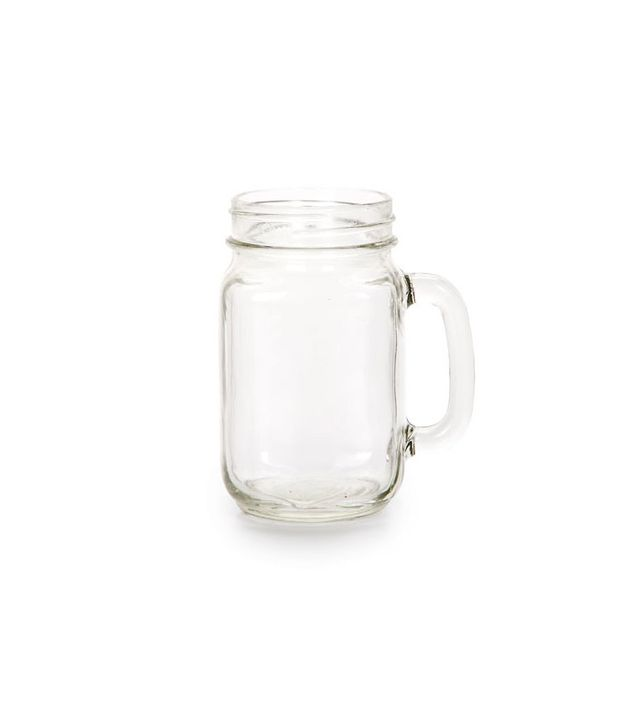 Consumer Crafts 16 oz. Mason Jar With Handle