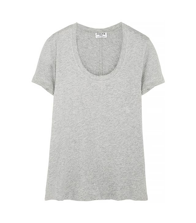 Frame Denim Le Classic Supima Cotton-Jersey T-Shirt