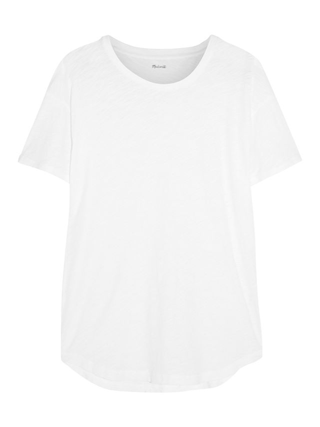Madewell Cotton T-Shirt