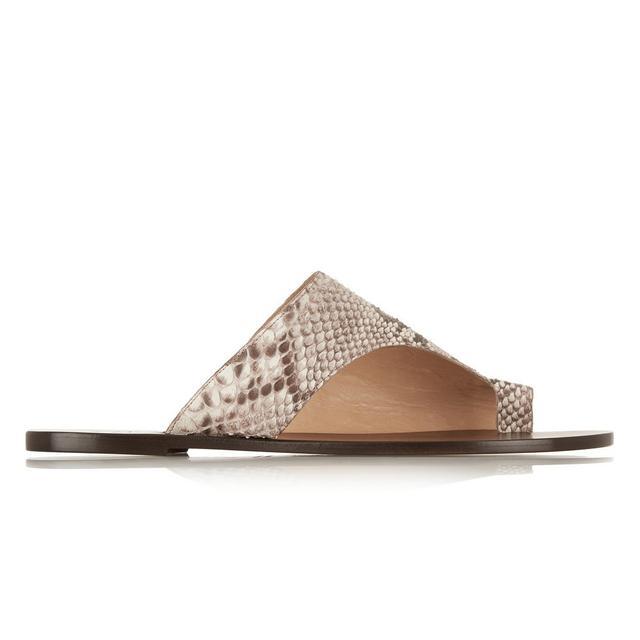 ATP Atelier Rosa Python Sandals