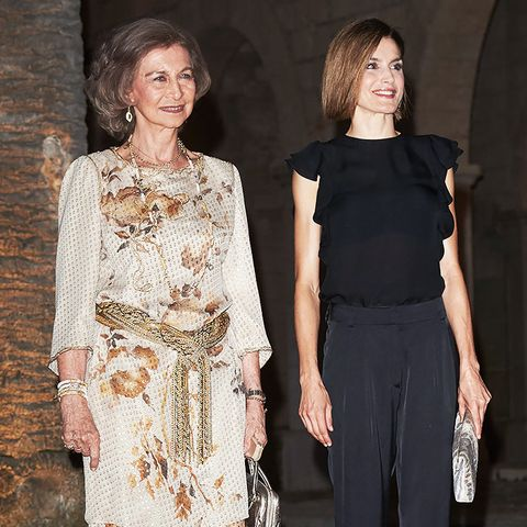 Princess Letizia of Spain