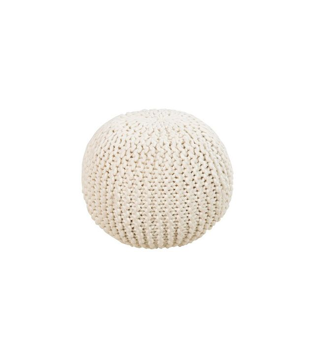 Target Tulsi Solid Pouf