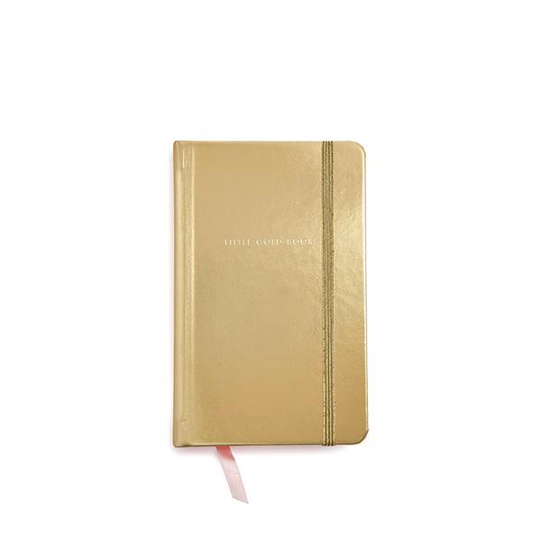 Kate Spade New York Gold Notebook