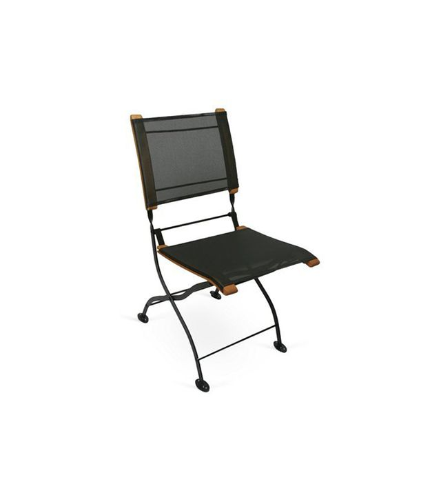 Haste Garden USA Felicia Folding Side Chair