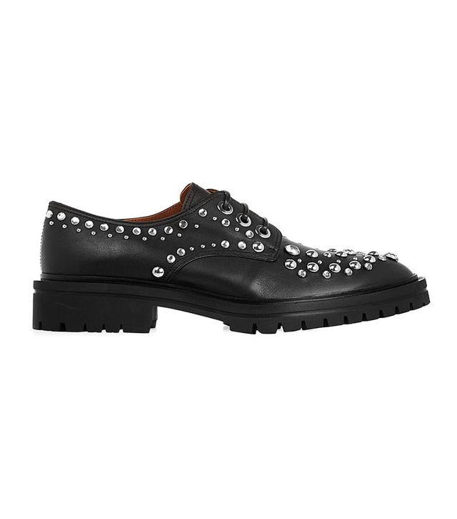 Givenchy Derby Leather Brogues