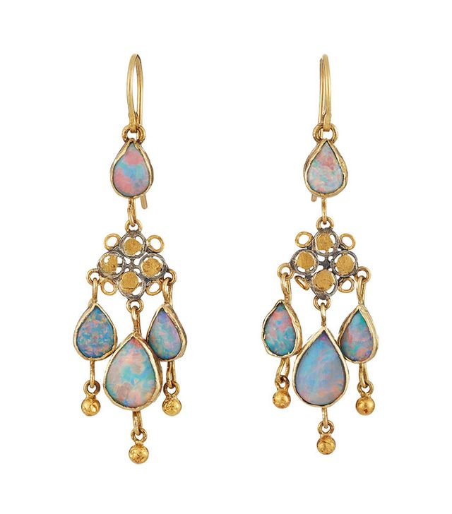 Judy Geib Chandelier Earrings