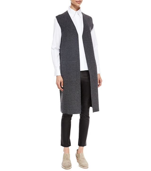 Rag & Bone Alanna Long Knit Vest