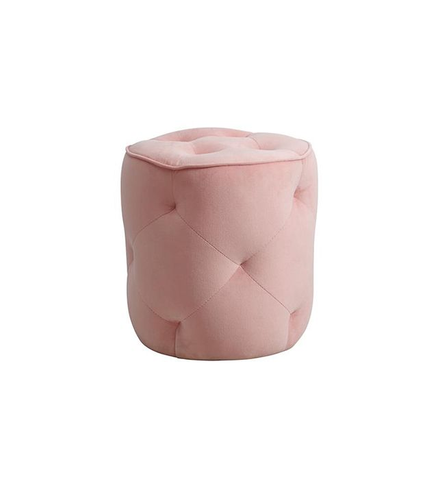Land of Nod Posh Pouf