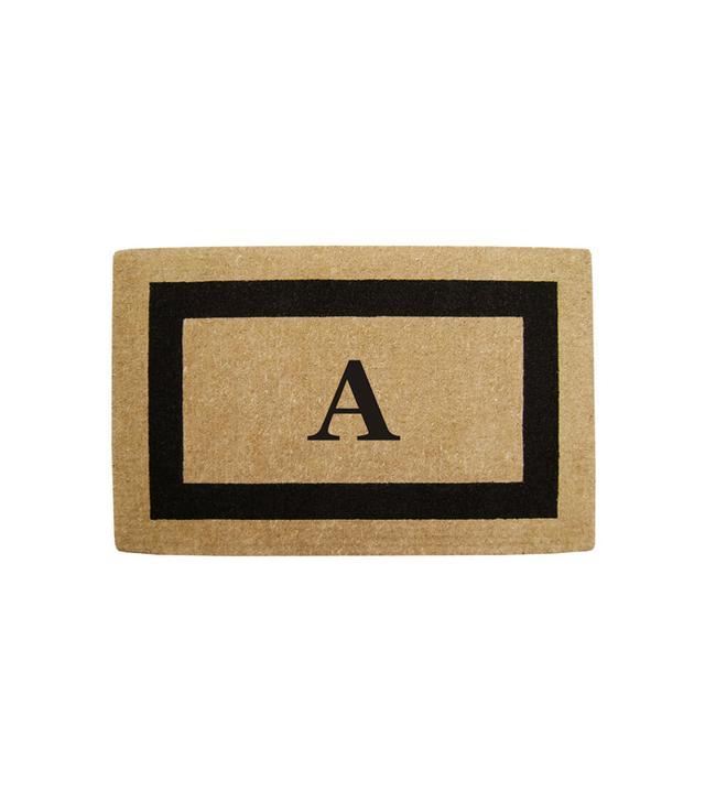 Chefs Monogrammed Coir Door Mat