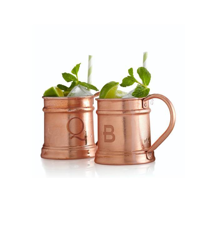 Mark and Graham Copper Mug