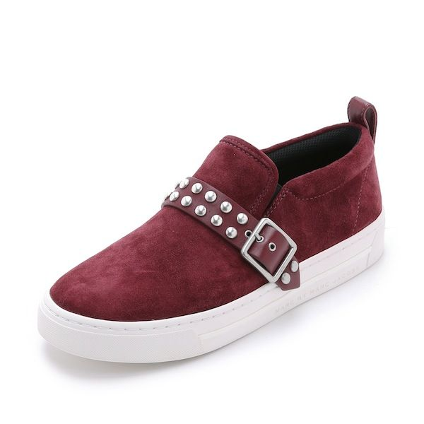 Marc by Marc Jacobs Kenmare Studded Low Slip On Sneakers