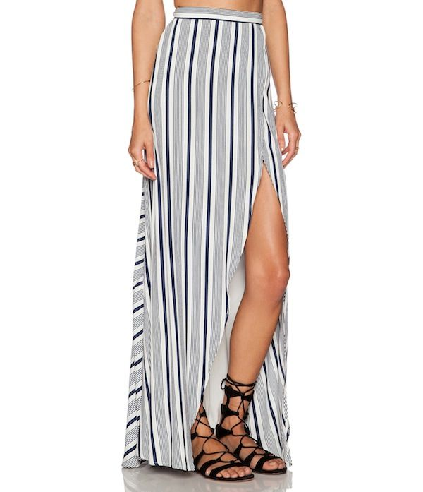 The Jetset Diaries Her Allies Maxi Skirt