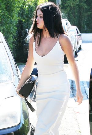 Selena Gomez Tries Out a Major Fall Trend