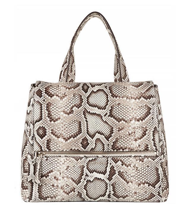 Givenchy Medium Pandora Pure Bag in Python