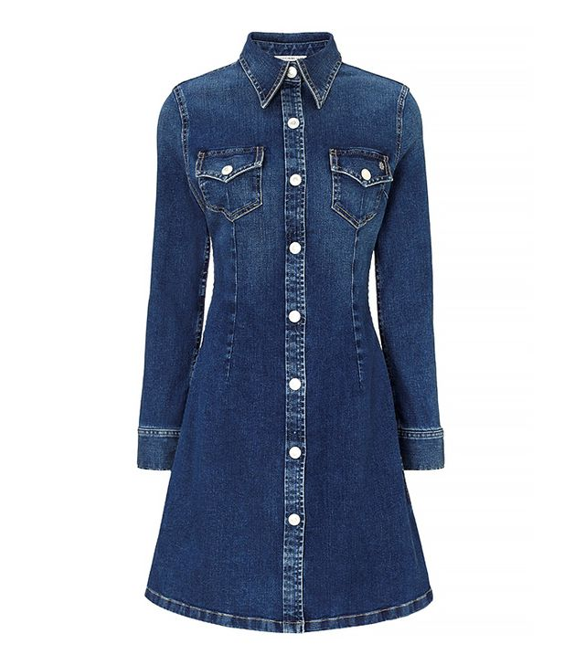 Alexa Chung for AG The Pixie Lonestar Dress