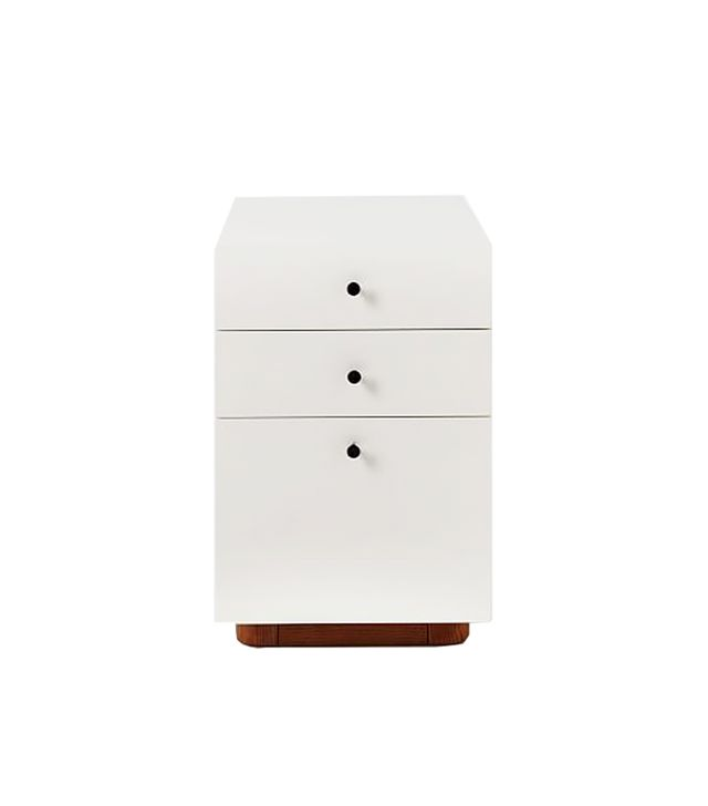 West Elm Modern File Cabinet