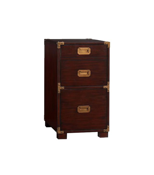 Pottery Barn Devon 3-Drawer File Cabinet