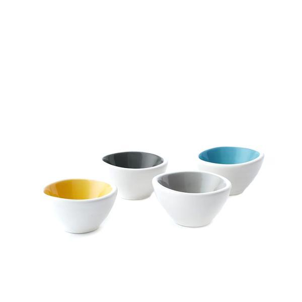 West Elm Color Glaze Pinch Bowls