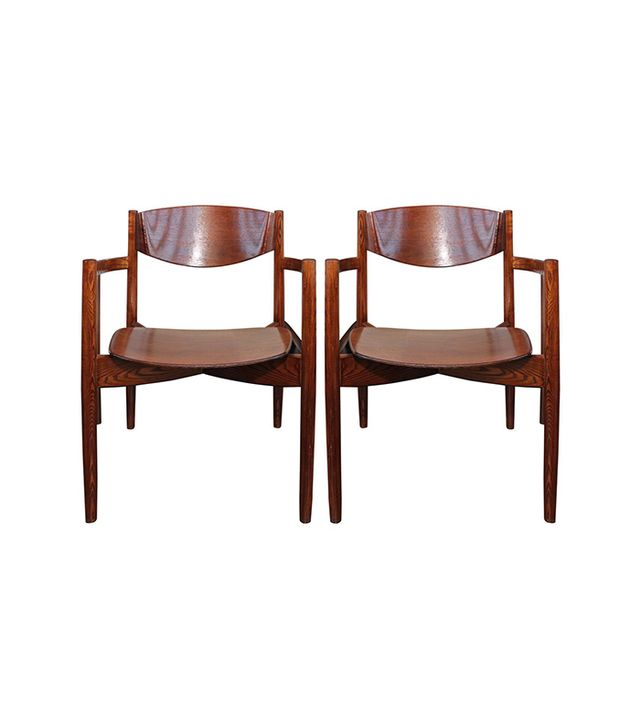 Jens Risom Jens Risom General Purpose Chairs Set