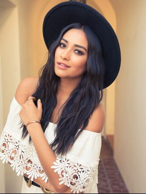 Shay Mitchell's Shoe Closet Is Totally Insane