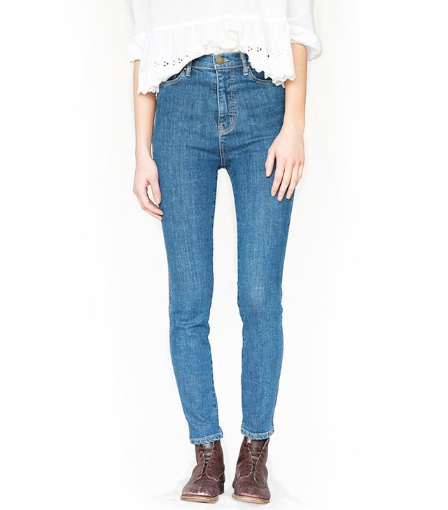 The Great Super High-Rise Jeans