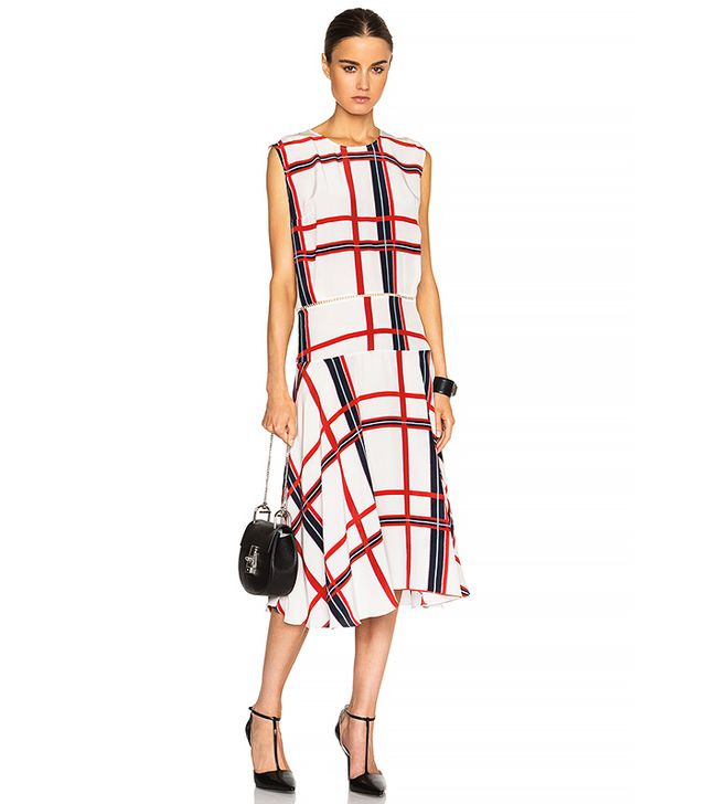 Preen by Thornton Bregazzi Oxford Dress
