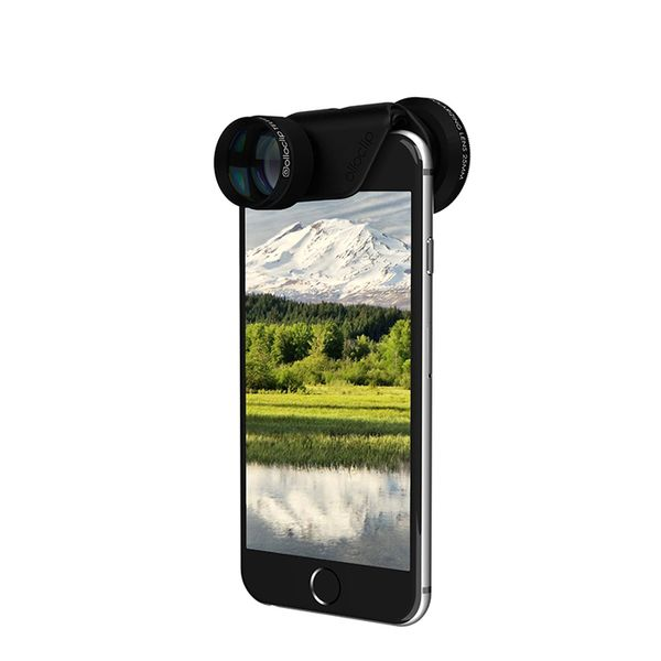 Olloclip Telephoto With Wide Angle and Macro Lens for iPhone