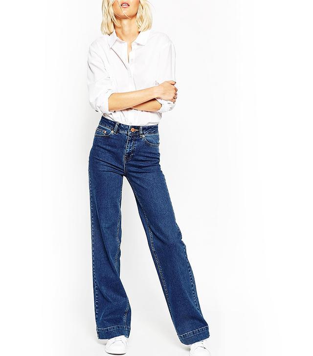 ASOS Bianca Flare Jeans