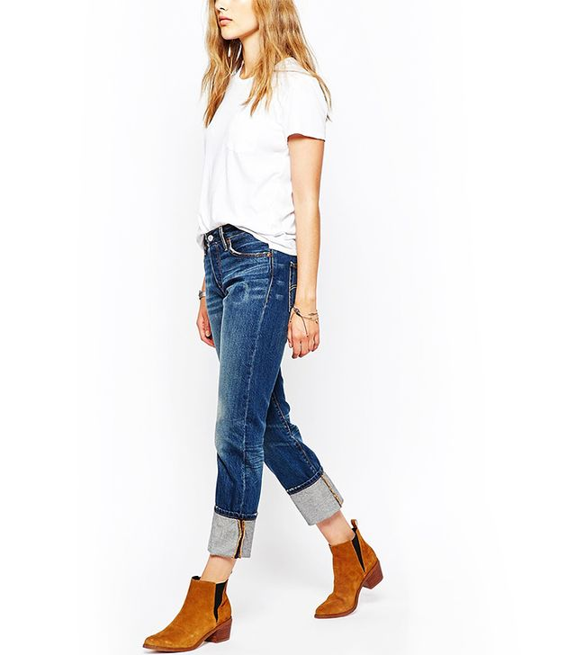 Levi's 501 Class Vintage Wash Jeans