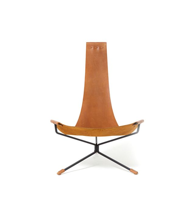 Daniel Wenger Honey Brown Lotus Chair