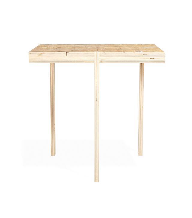 Nine Stories Three-Legged Side Table