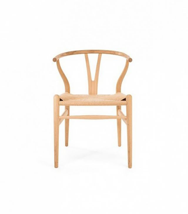Hans Wegner Oak Wishbone Chair