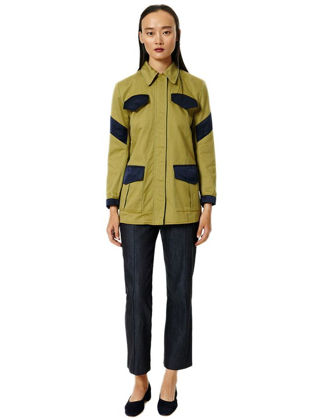 Veda x Man Repeller Military Jacket