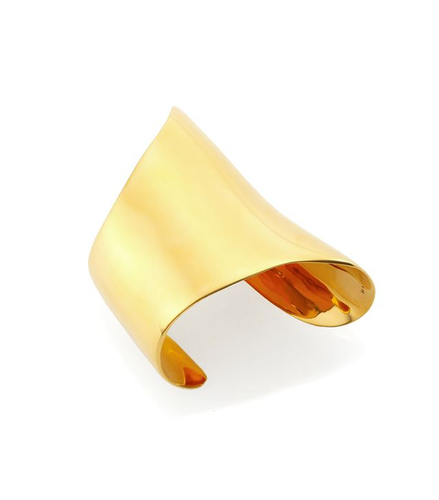 Maiyet Large Asymmetrical Cuff Bracelet