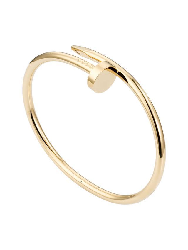 Cartier Juste un Clou Yellow Gold Bracelet