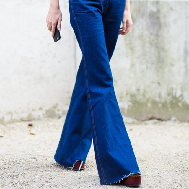 Which Fall Shoes Look Best With Which Types of Jeans