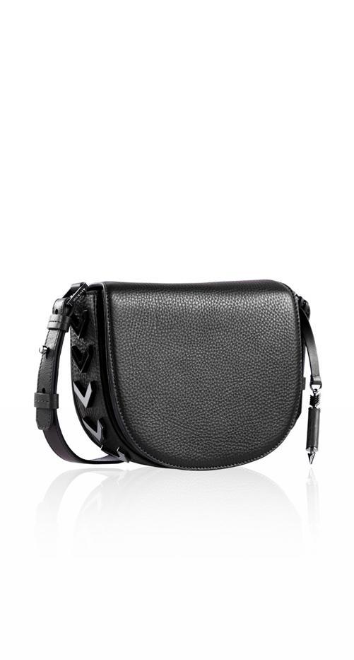 Mackage Rima Small Crossbody Saddle Bag