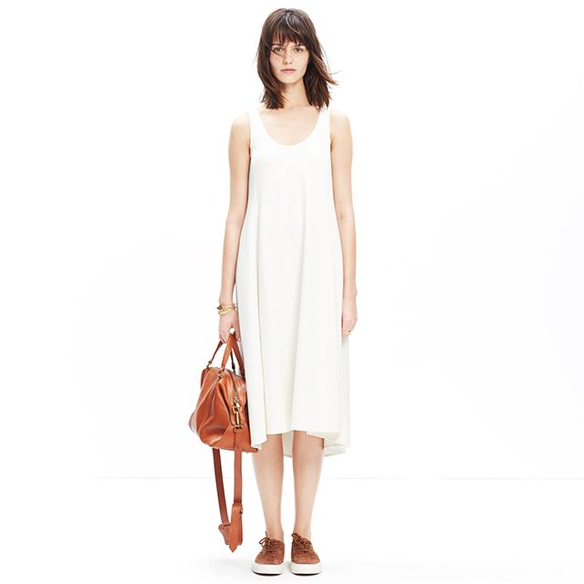 Madewell Tank Swing Dress