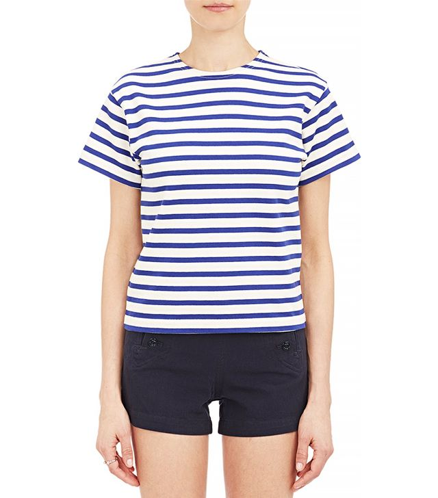 "NLST Stripe ""True"" T-Shirt"