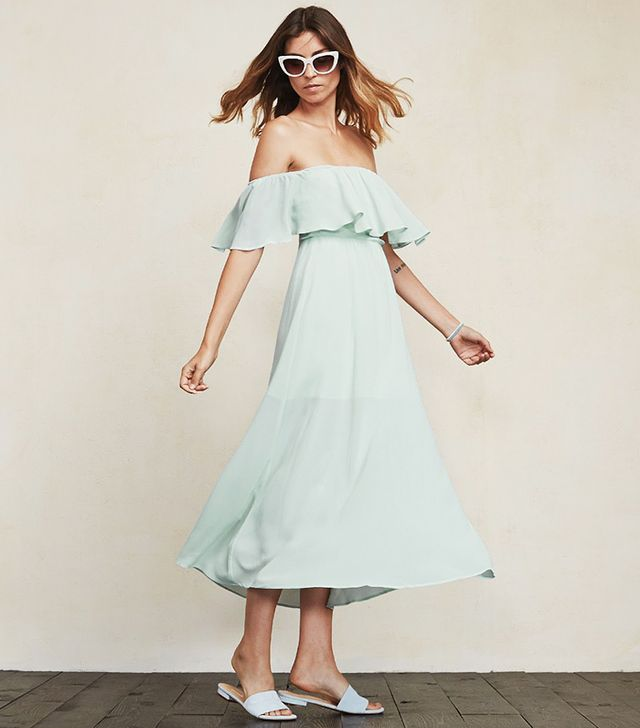 Reformation Femme Dress