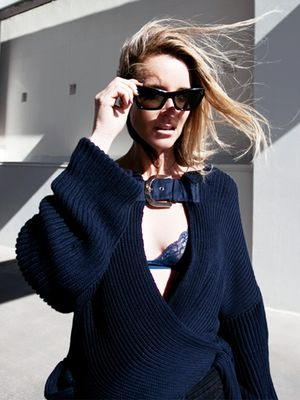 The Stella McCartney Sweater Fashion Bloggers LOVE