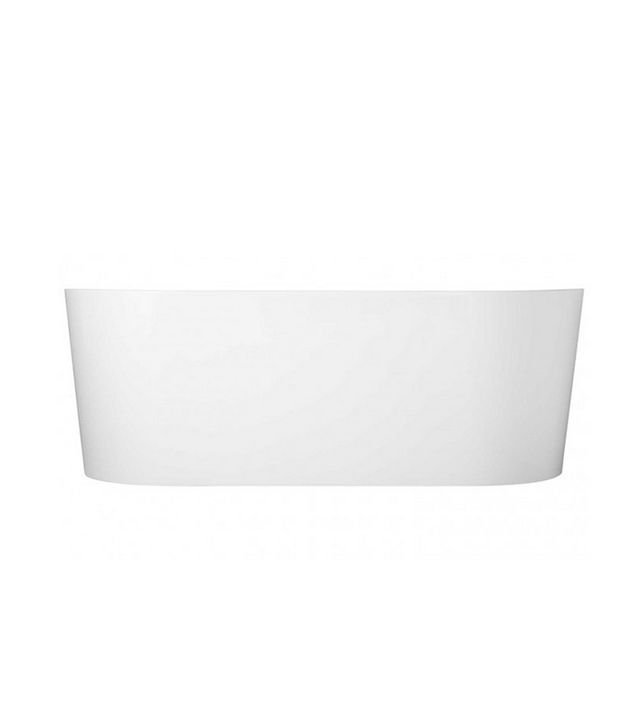 Signature Hardware Arya Acrylic Freestanding Tub