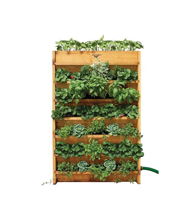 Home Depot Vertical Garden Bed
