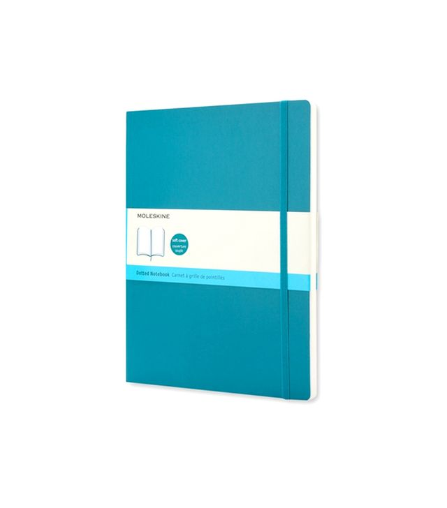 Moleskine Soft Colored Notebook