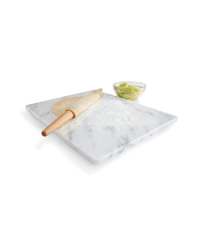 Sur la Table White Marble Pastry Board