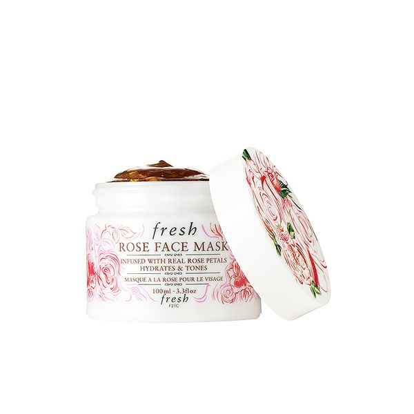 Fresh Rose Face Mask Limited Edition