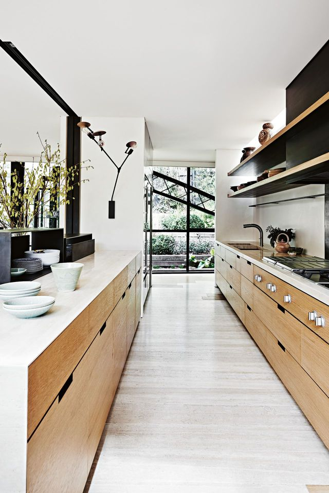 Opt for Modern Cabinetry