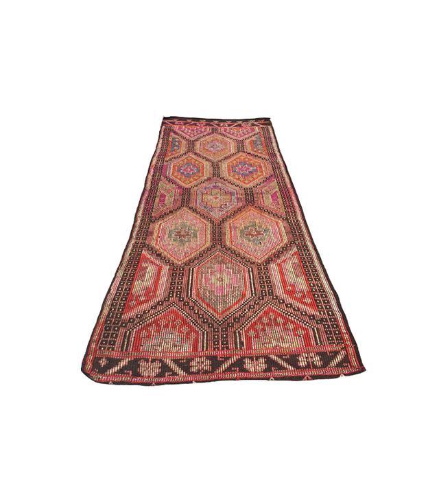 Chairish Vintage Turkish Kilim