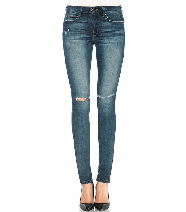 Joe's #Hello Mid-Rise Skinny Jeans